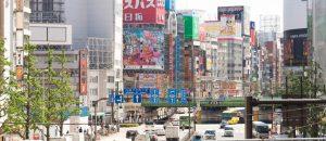 新宿東口、歌舞伎町